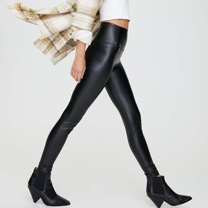 📌 Wilfred Free Daria Faux Leather Legging